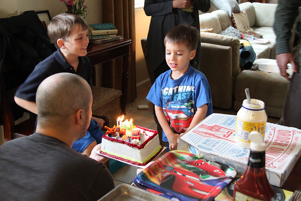 Jackson 5th Birthday